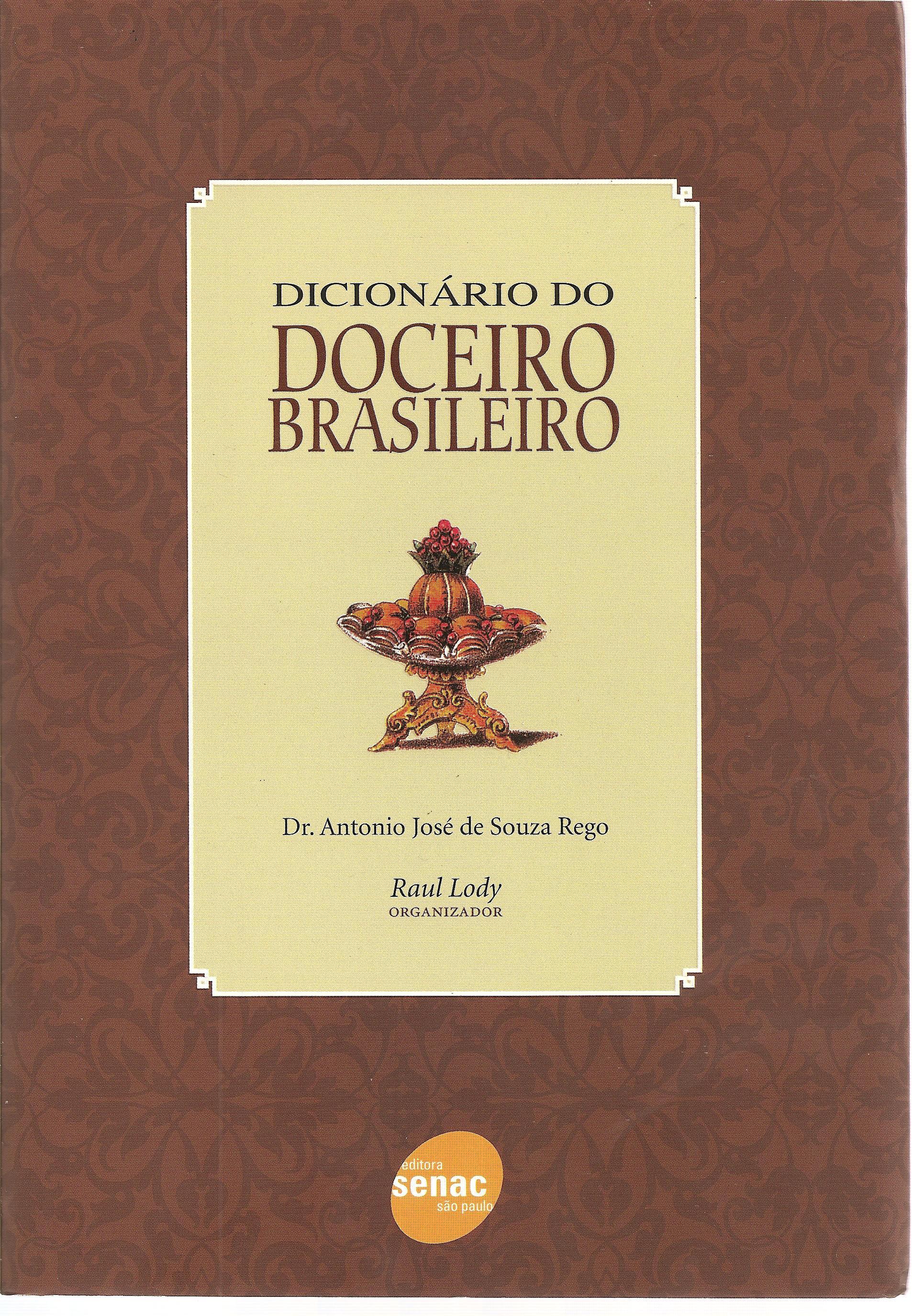 Dicionário do Doceiro Brasileiro