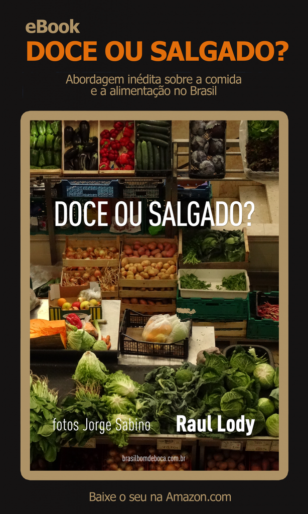eBook Doce ou Salgado