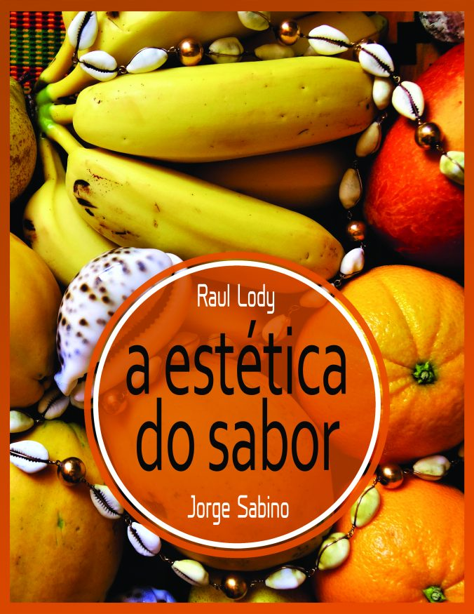 eBook A Estética do Sabor - capa