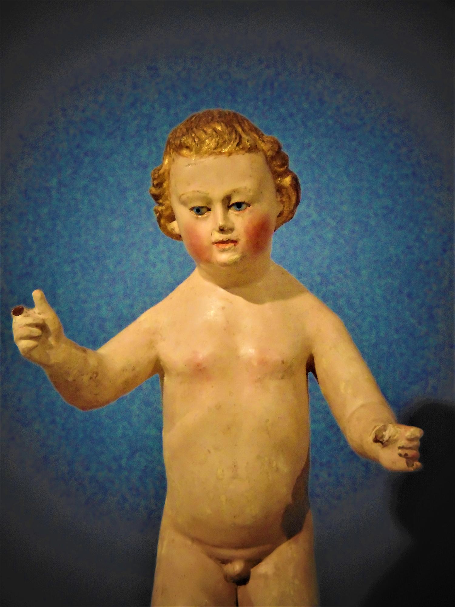 O Menino-Jesus e a geleia de araçá